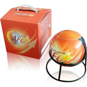 Auto Fire Ball (Auto Fire Extinguisher)