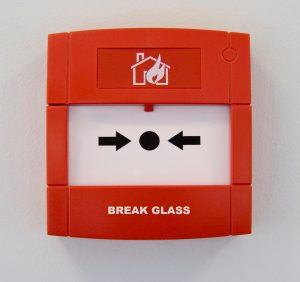 Manual Call Point for Fire Alarm System